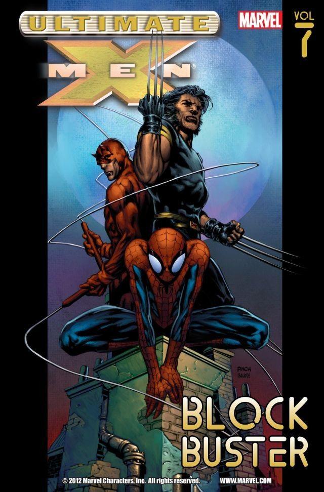 Ultimate X-Men, Vol. 7: Blockbuster