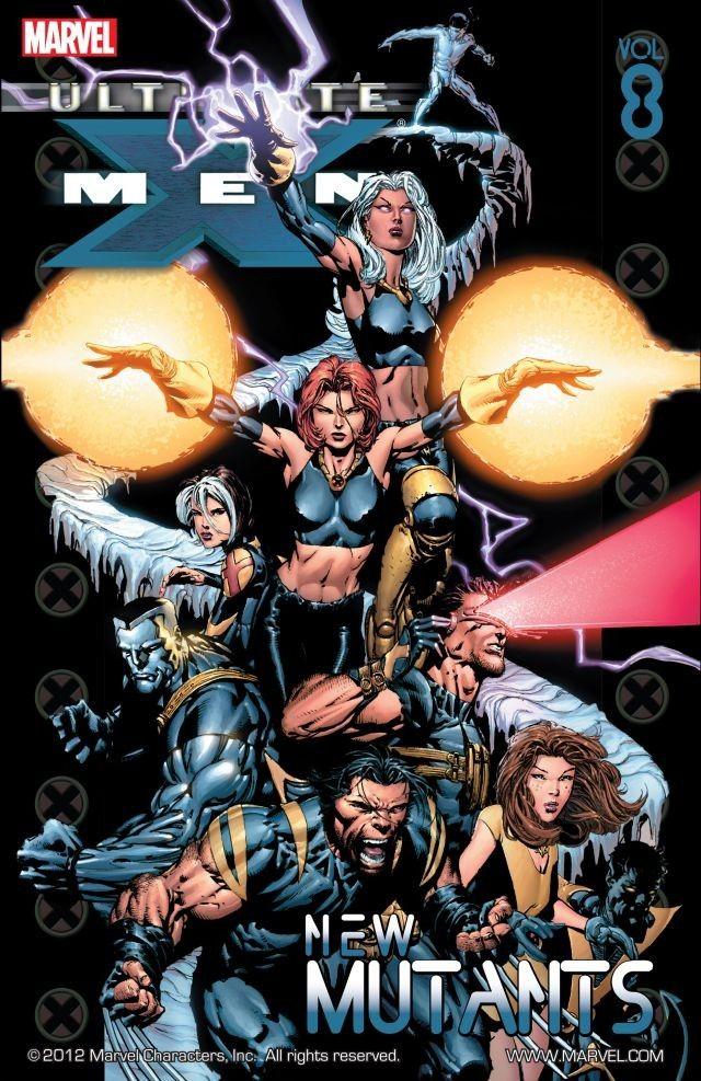 Ultimate X-Men, Vol. 8: New Mutants