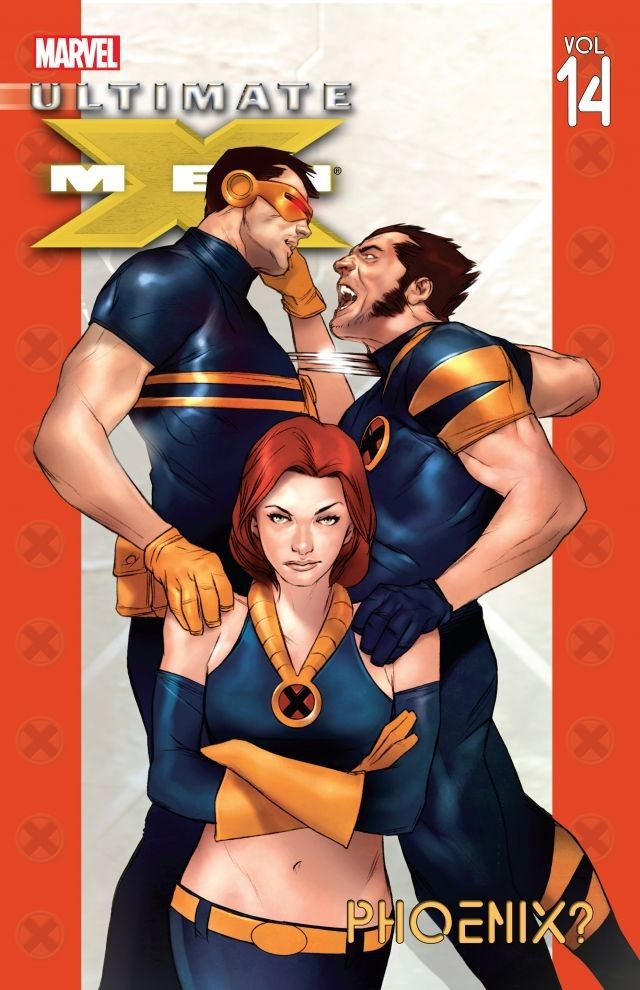 Ultimate X-Men, Vol. 14: Phoenix?