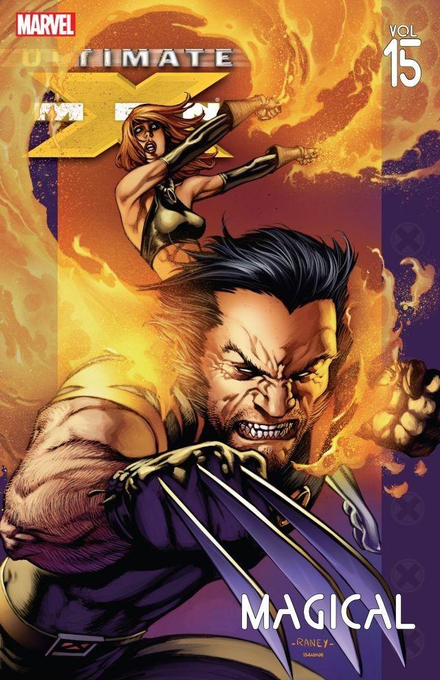 Ultimate X-Men, Vol. 15: Magical