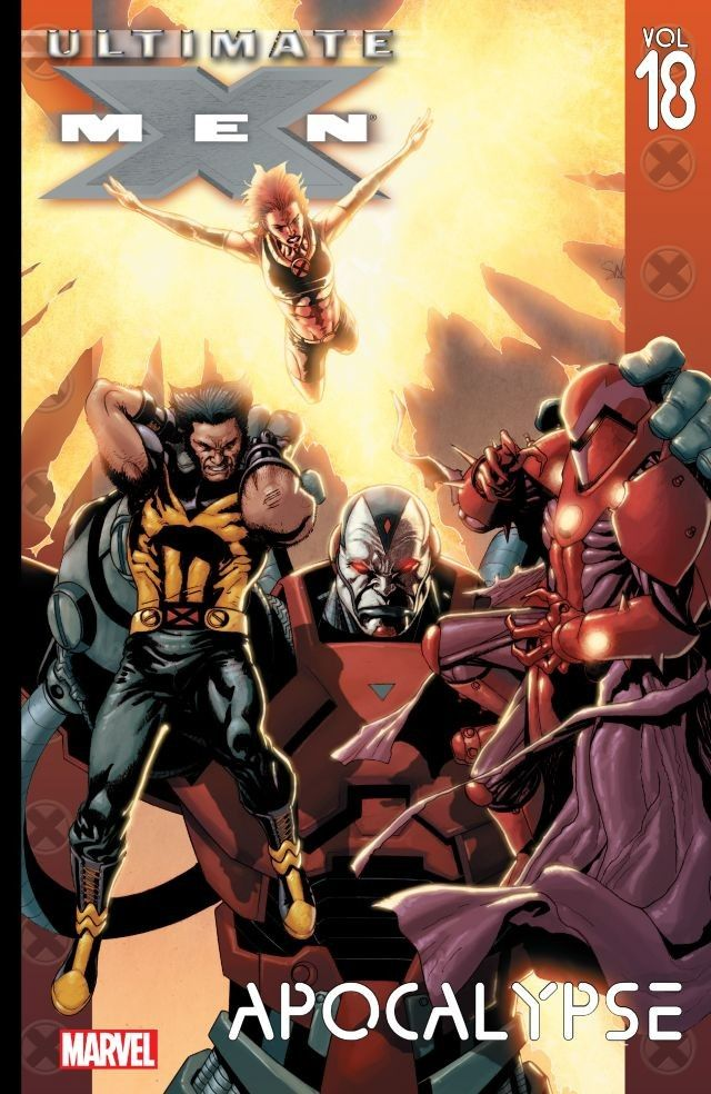 Ultimate X-Men, Vol. 18: Apocalypse