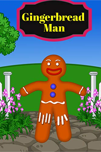 Gingerbread Man: bedtime stories for kids