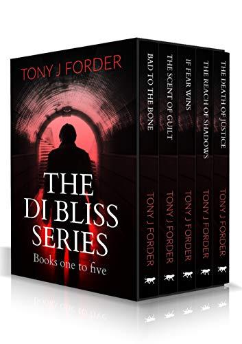 The DI Bliss Series (DI Bliss, #1-5)