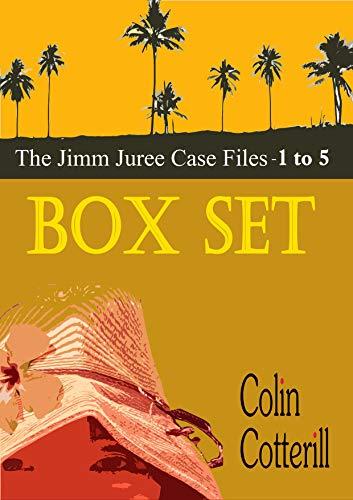 Jimm Juree Box Set: The Jimm Juree Case Files 1 - 5