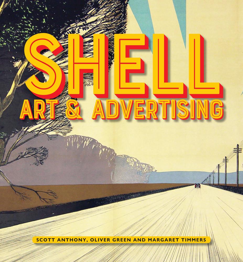 Shell Art  Advertising