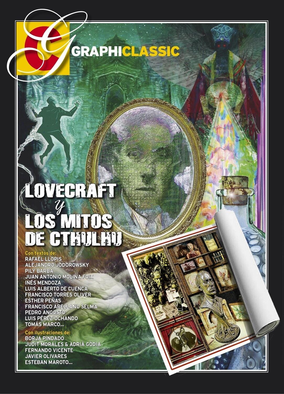 Lovecraft y los Mitos de Cthulhu: Más allá del velo de la razón