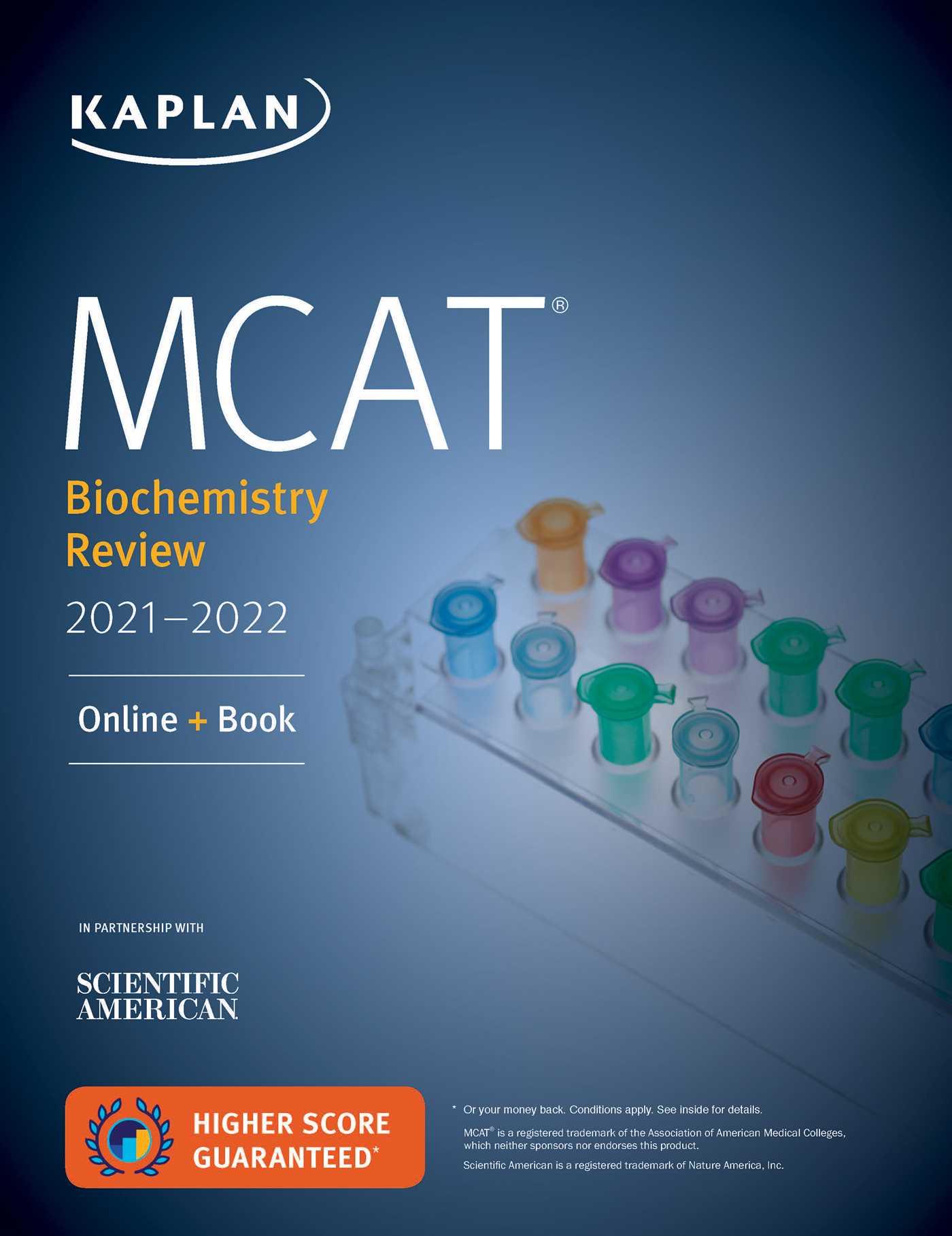 MCAT Biochemistry Review 2021-2022