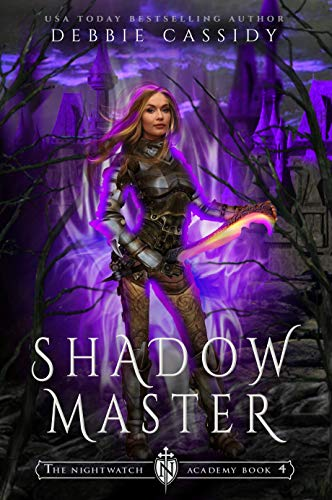 Shadow Master (The Nightwatch Academy #4)