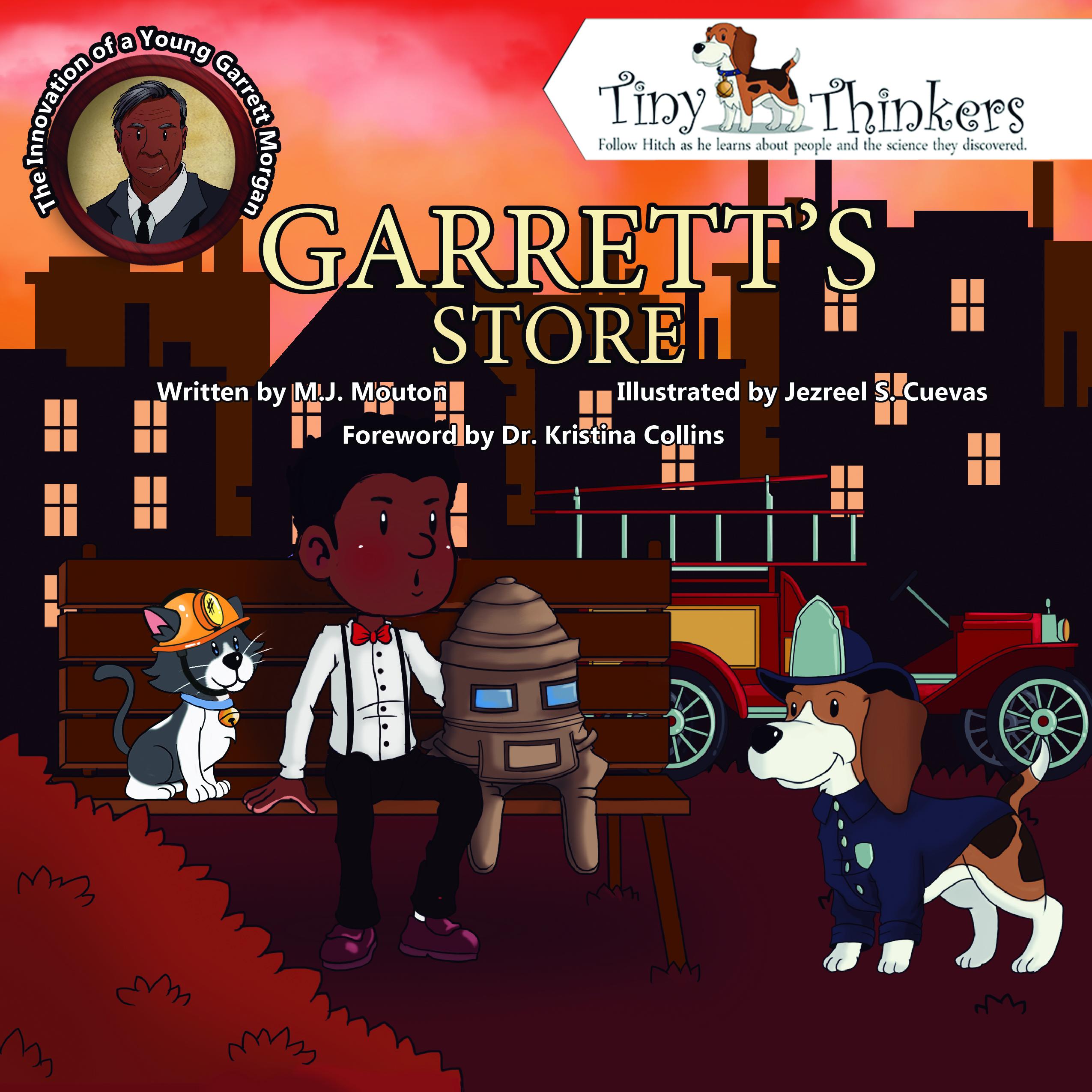 Garrett's Store: The Ingenuity of a Young Garrett Morgan