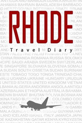 Rhodes Travel Diary: Travel and vacation diary for Rhodes. A logbook with important pre-made pages and many free sites for your travel memories. For a present, notebook or as a parting gift