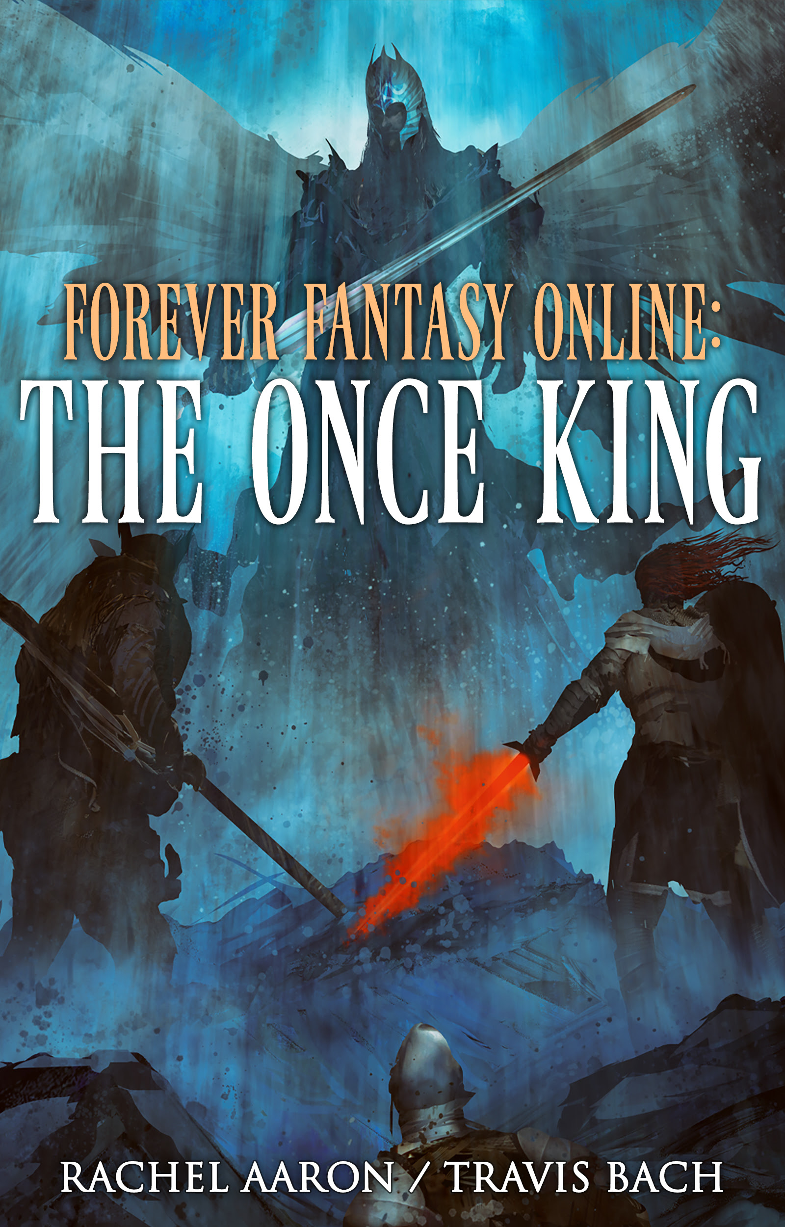 The Once King (FFO, #3)