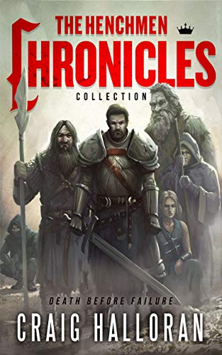 The Henchmen Chronicles Collection: A Portal Fantasy Adventure Series