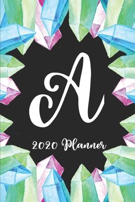 A 2020 Planner: 6x9 Weekly Appointment Planner Scheduler Organizer - Get Organized!