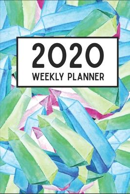 2020 Weekly Planner: 6x9 Weekly Appointment Planner Scheduler Organizer - Get Organized!