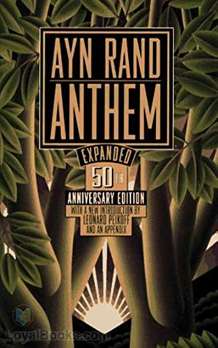 Anthem [Special edition] (Annotated)