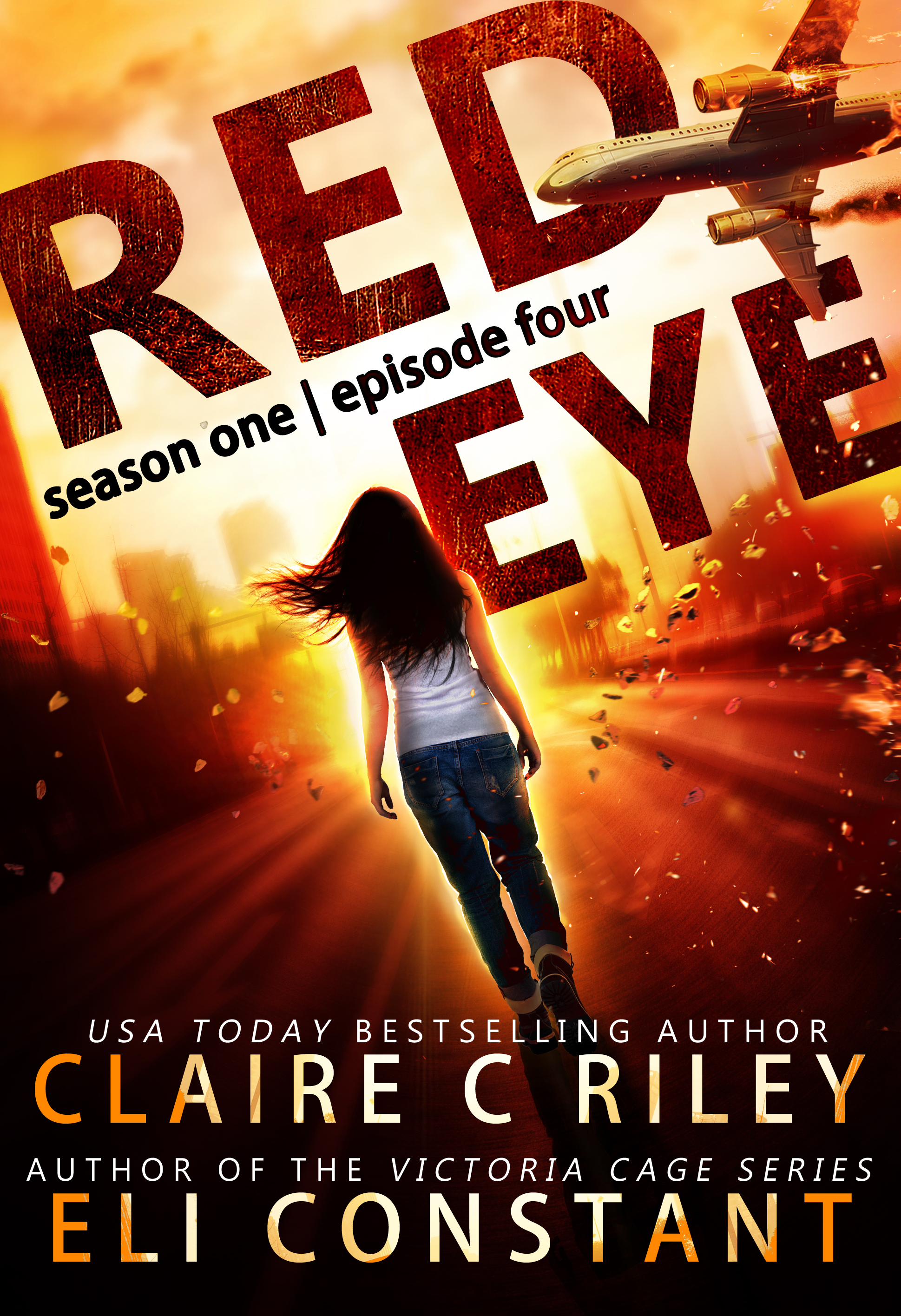 Red Eye The Armageddon Series Episode 4