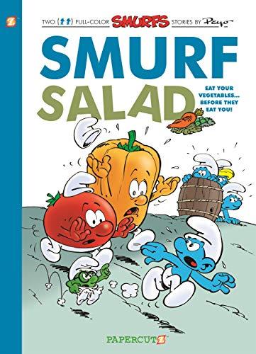 The Smurfs #26: Smurf Salad (The Smurfs Graphic Novels)