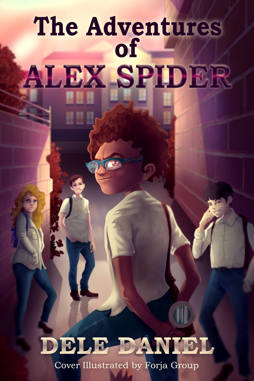 The Adventures of Alex Spider