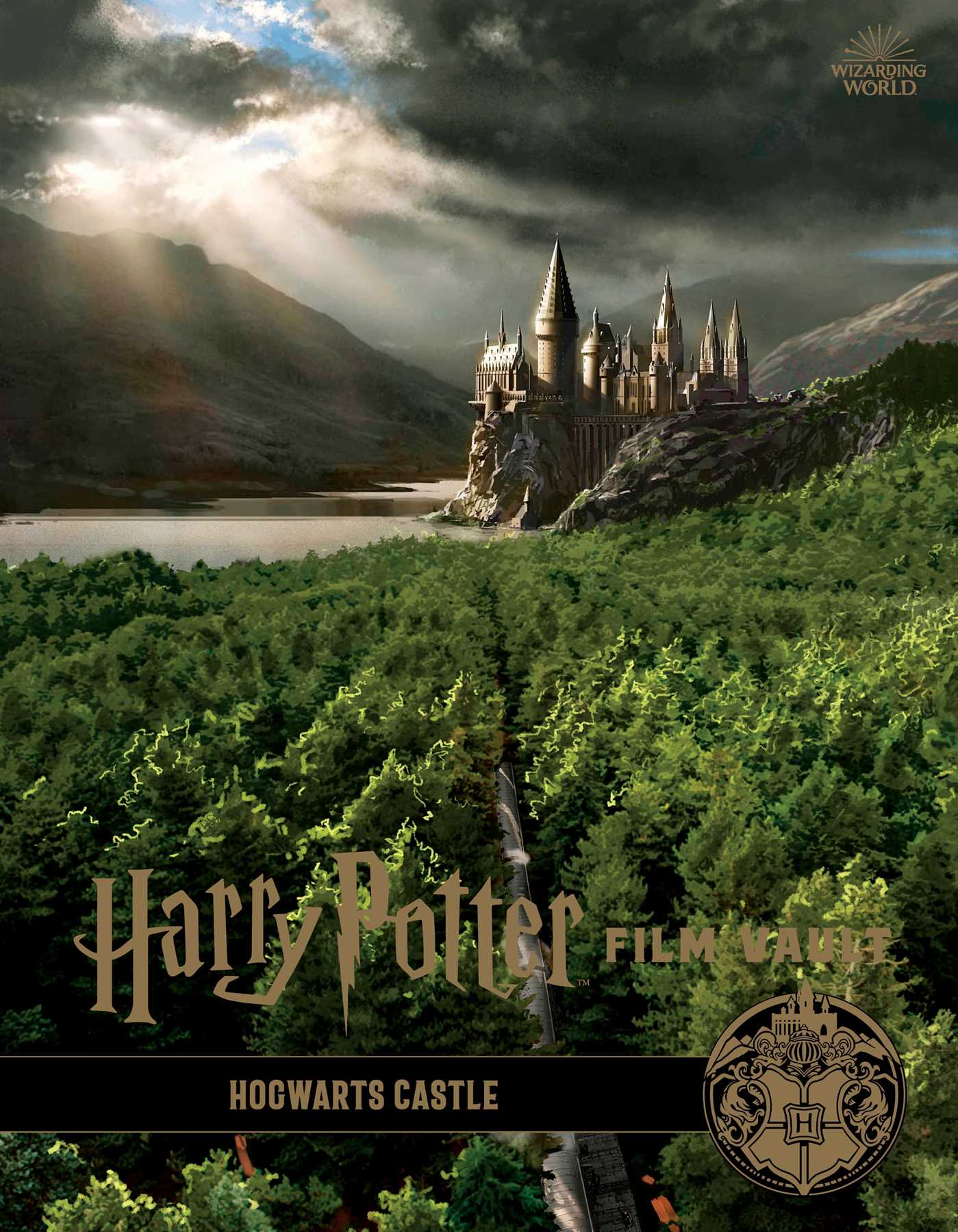 Harry Potter: Film Vault: Volume 6: Hogwarts Castle