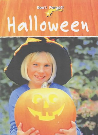Don't Forget: Halloween
