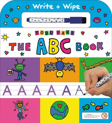 The ABC Book: Write + Wipe