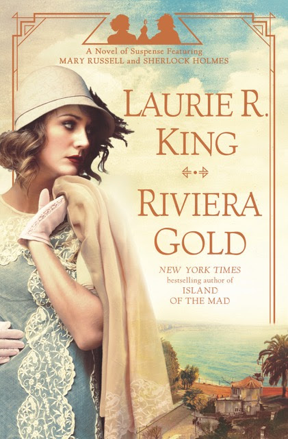 Riviera Gold (Mary Russell and Sherlock Holmes, #16)