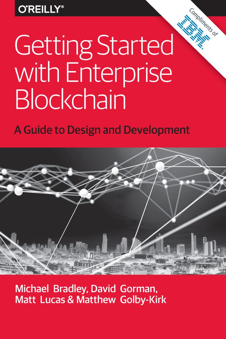Getting Started with Enterprise Blockchain