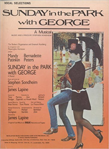 Sunday in the Park With George: Vocal Selections