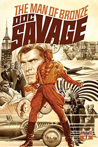 Doc Savage : The Man of Bronze (Doc Savage (Original) 1)