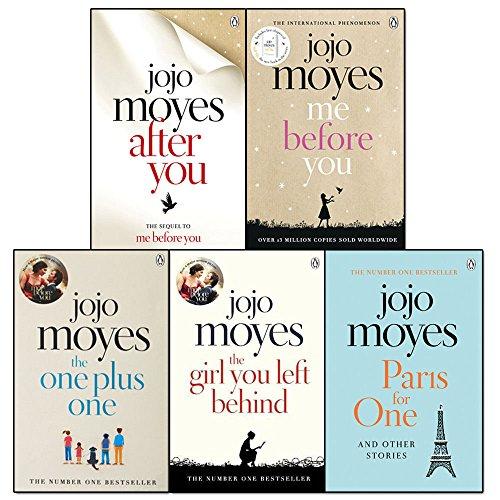 Jojo moyes 5 books collection set -