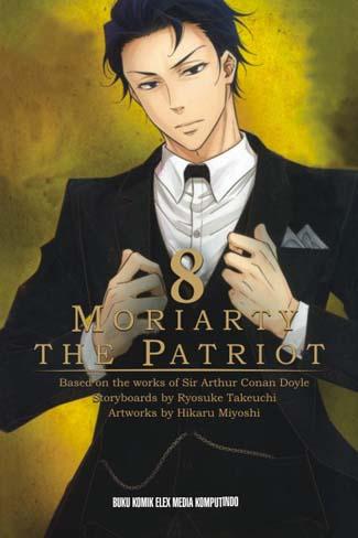 Moriarty the Patriot Vol. 8