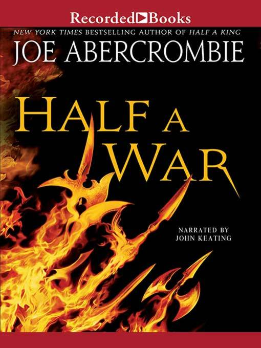 Half a War (Shattered Sea Series #3)