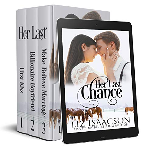 Her Last Chance (Three Inspirational Seasoned Romances #1)