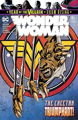 Wonder Woman (2016-) #81