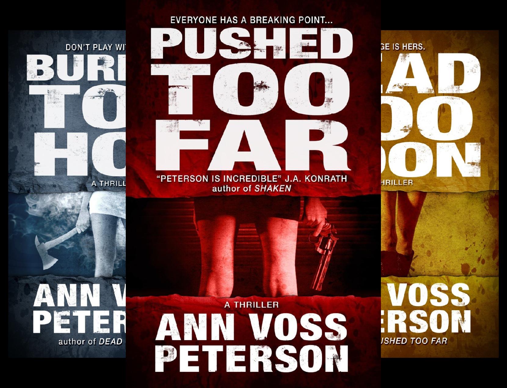 Val Ryker Series (4 Book Series)
