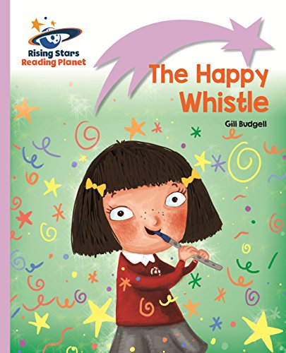 Reading Planet - The Happy Whistle - Lilac: Lift-off