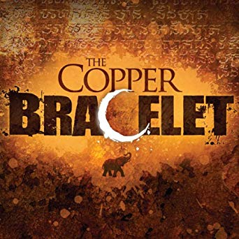 The Copper Bracelet (Harold Middleton, #2)