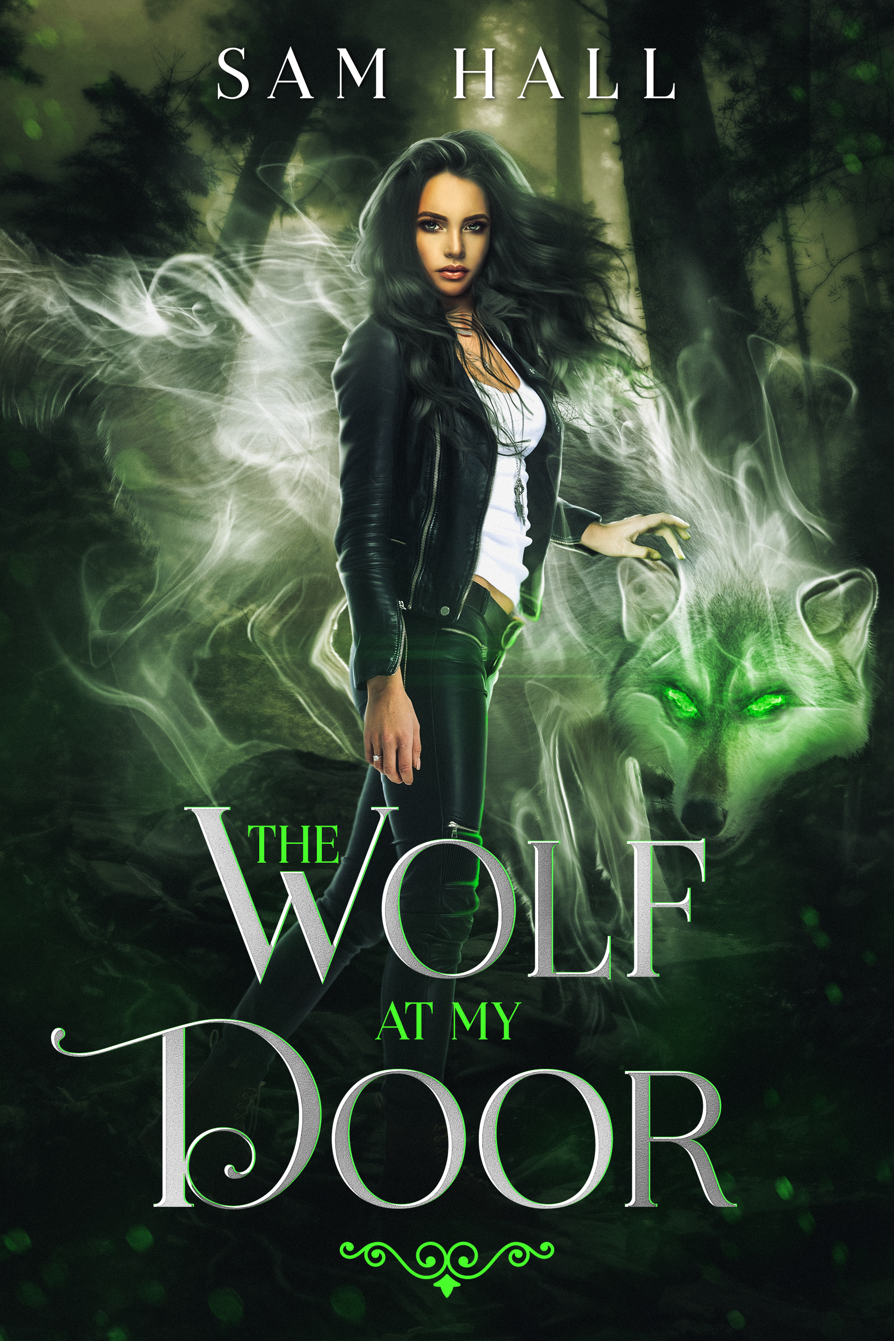 The Wolf At My Door (Pack Heat, #1)