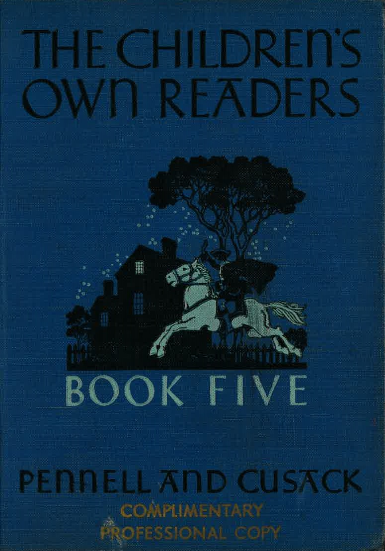 The Children's Own Readers, Book Five