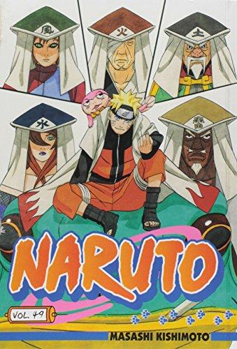 Naruto - Vol.49