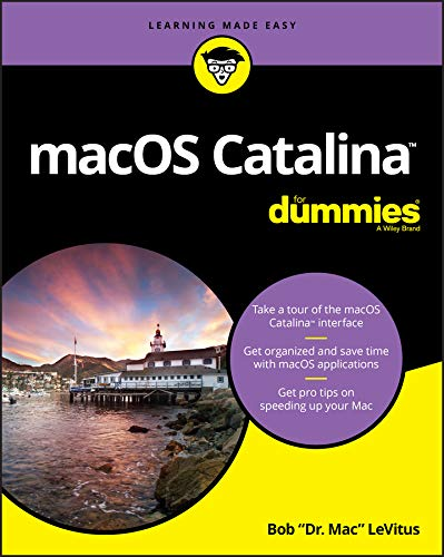 macOS Catalina For Dummies (For Dummies