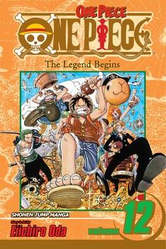 One Piece, Volume 12: The Legend Begins