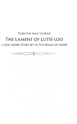 The Lament of Lutie-Loo