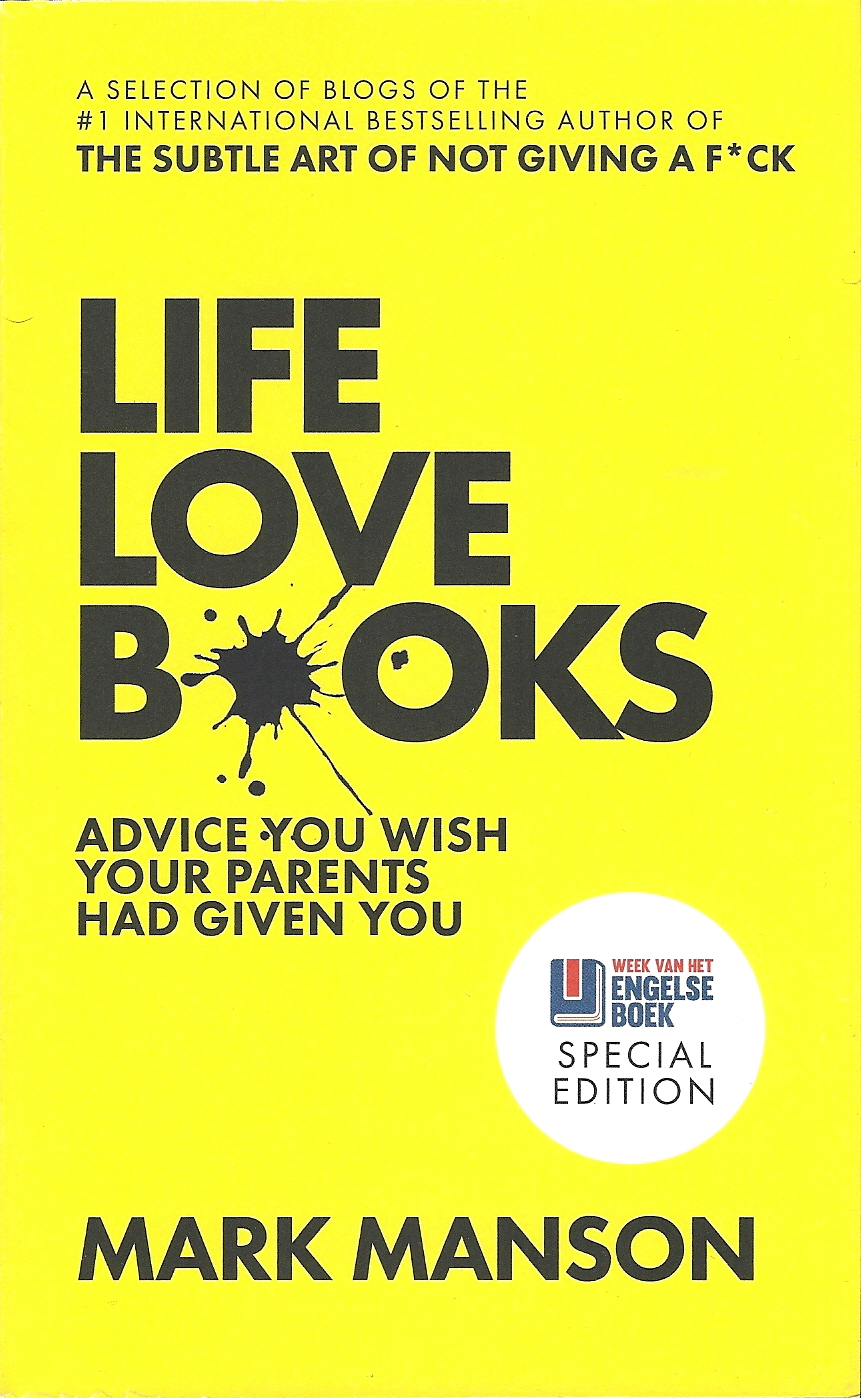 Life Love Books: Advice You Wish Your Parents Had Given You