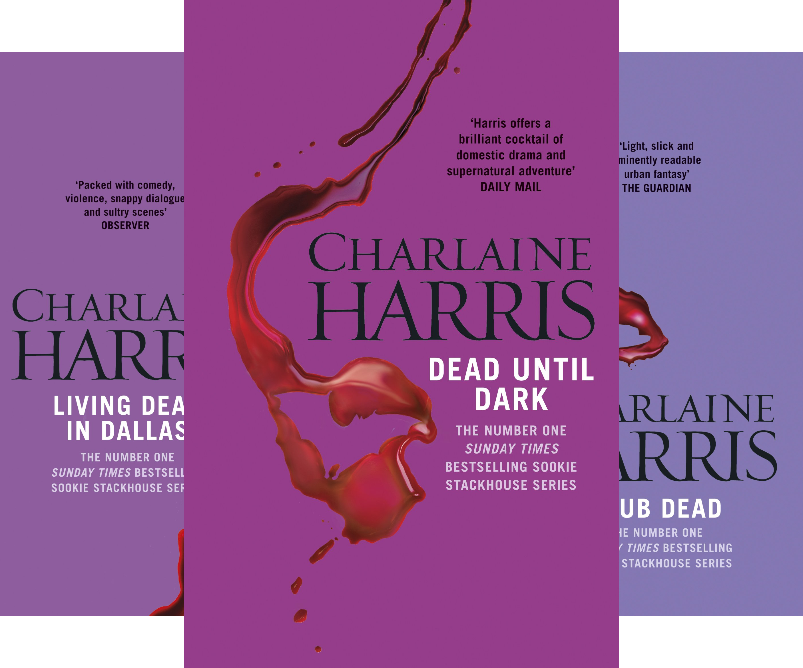 Sookie Stackhouse (13 Book Series)