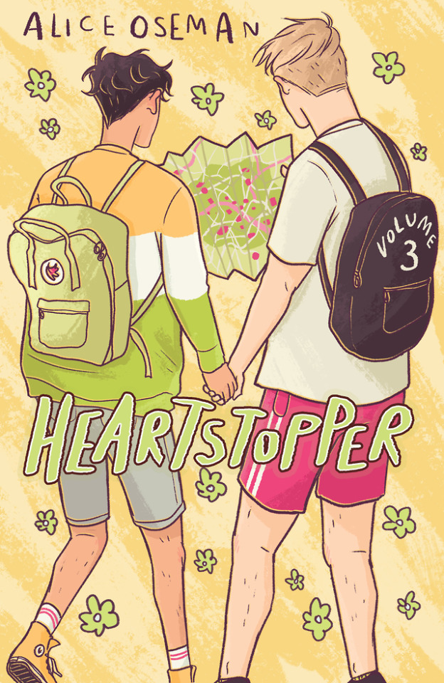 Heartstopper: Volume Three (Heartstopper, #3)
