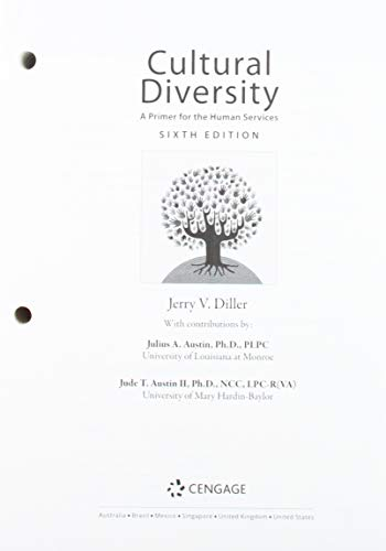Bundle: Cultural Diversity: A Primer for the Human Services, Loose-leaf Version, 6th + MindTap 1 term Printed Access Card