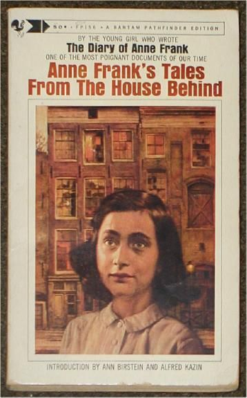Anne Frank's Tales From the House Behind