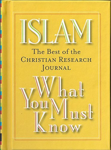 ISLAM WHAT YOU MUST KNOW