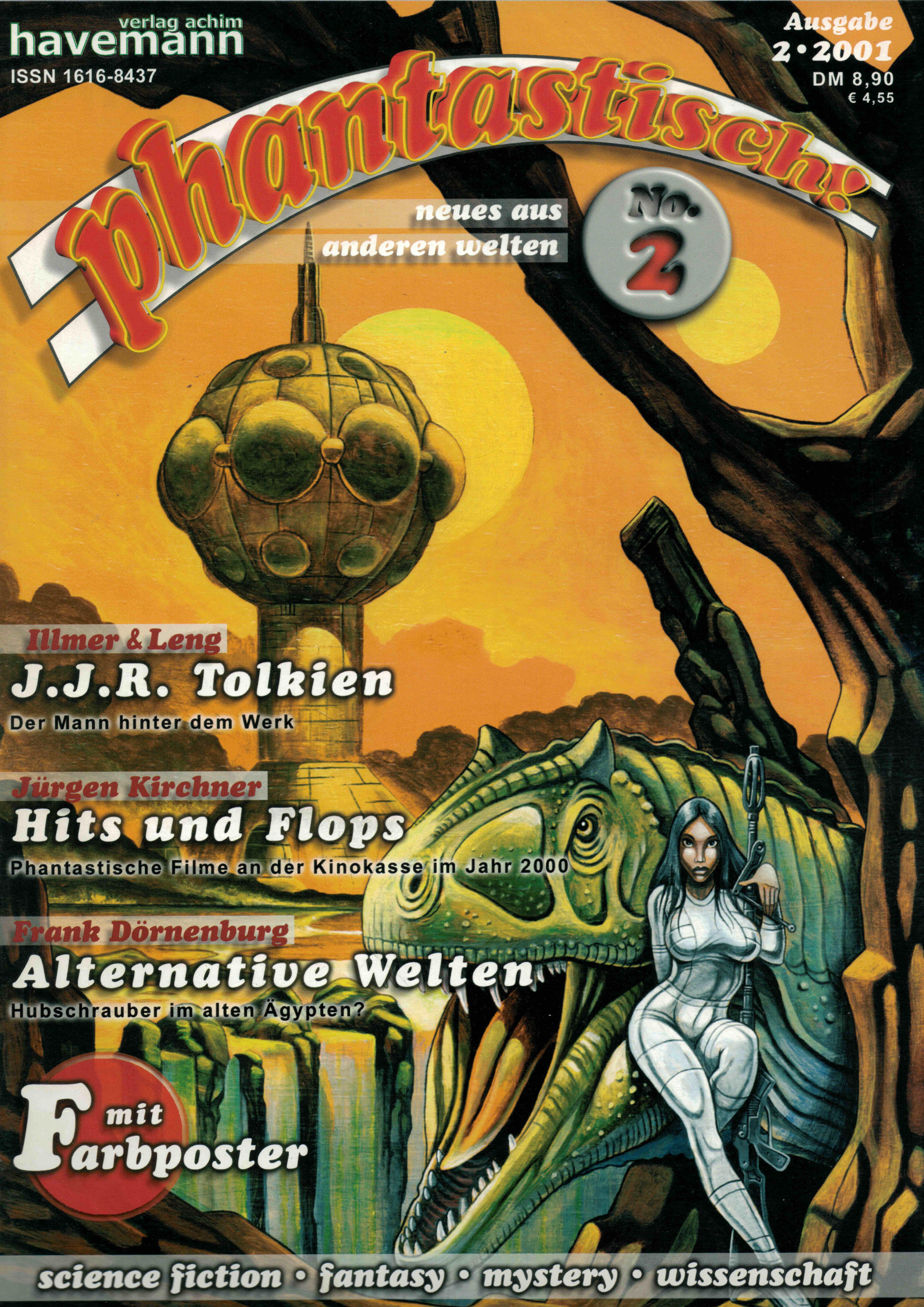 phantastisch! Ausgabe 2 (2/2001)